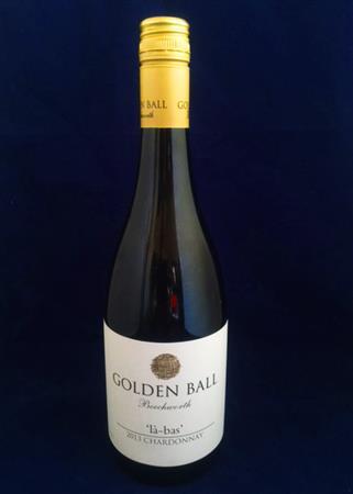 'La Bas' Golden Ball Chardonnay 2015