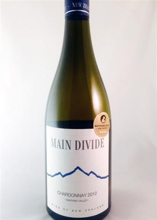 Main Divide Chardonnay 2017