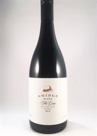 Smidge Wines The Ging Shiraz 2015