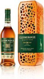 Glenmorangie Quinta Ruban 14 years ~ Giraffe Tin Gift Pack