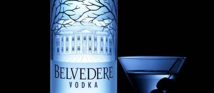 Engraved Belvedere Vodka – 1.75L